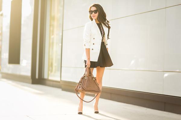 wendy's lookbook t-shirt jacket dress shoes bag sunglasses jewels