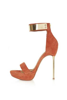 LOLLY Skinny Heel Sandals - Topshop