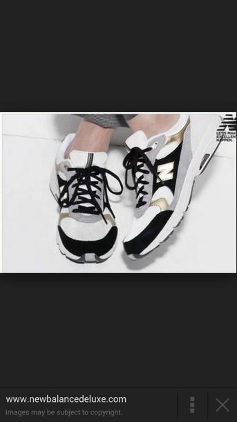 shoes black shoes new balance