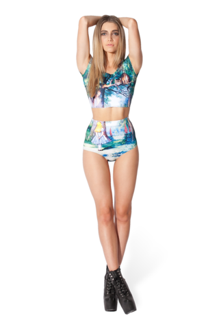Swimsuits › Black Milk Clothing
