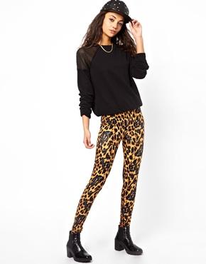 Joyrich | Joyrich - Leggings à motif léopard chez ASOS