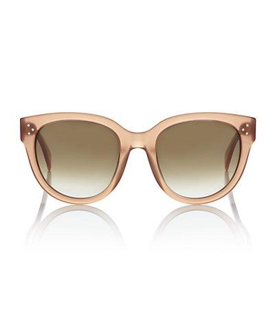 Céline Oval Sunglasses | Harrods