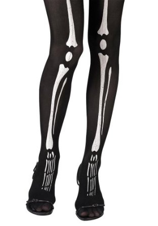 Amazon.com: Womens Skeleton Pantyhose(One Size-As Shown): Toys & Games