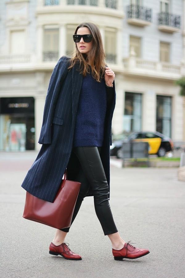 fashion vibe shoes pants bag coat sweater sunglasses