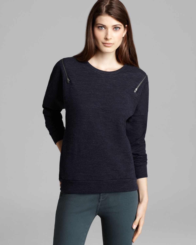 J Brand Top - Katarina Sweatshirt | Bloomingdale's
