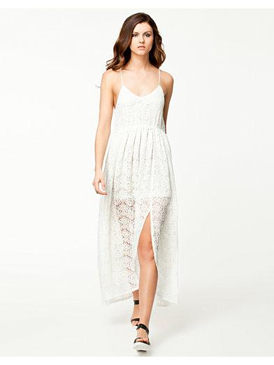 Little Lace Dress - Notion 1.3 - Hvit - Festkjoler - Klær - Kvinne - Nelly.com