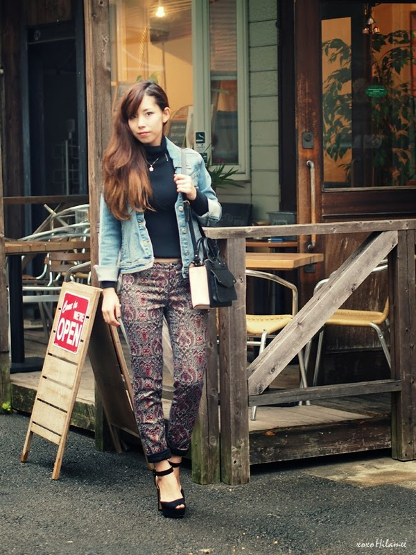 xoxo hilamee jacket t-shirt pants shoes bag jewels