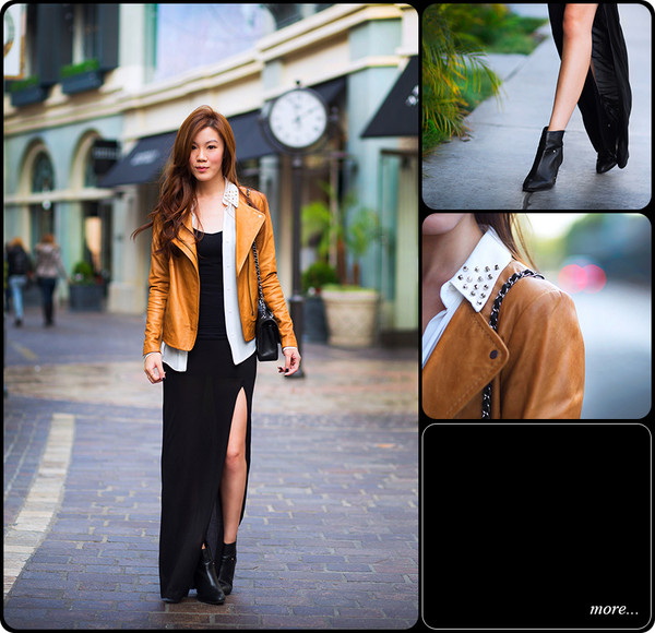 tsangtastic jacket shirt skirt shoes jewels bag