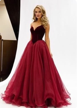 dress gown prom dress prom ball gown dress