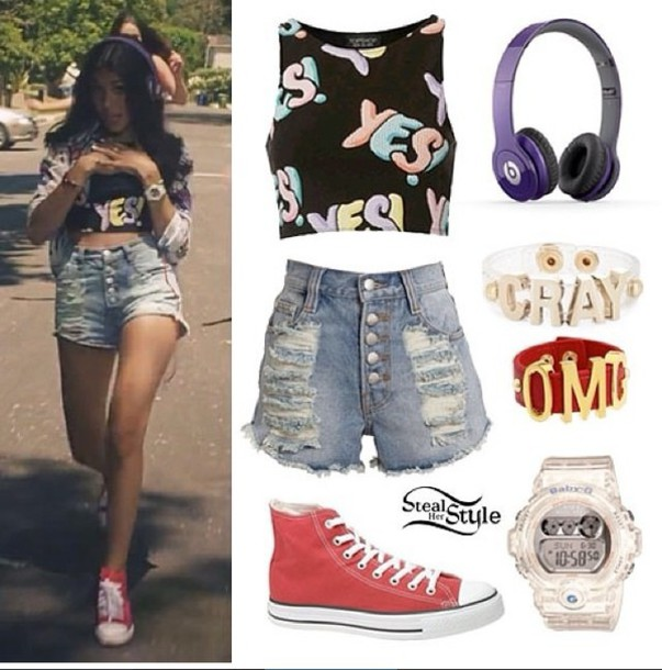 top madison beer style swag trendy