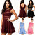 Sweet Hearti Skater Dress   Outfit Made
