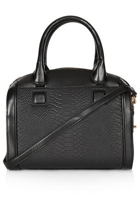 Double Zip Holdall Bag - Shoulder Bags - Bags & Purses  - Bags & Accessories - Topshop