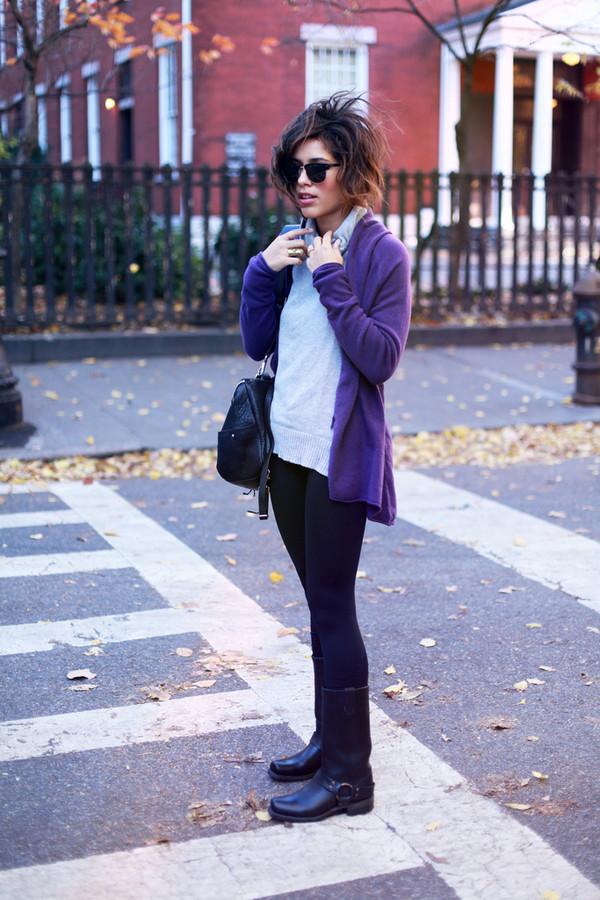 trop rouge sweater pants bag sunglasses `` athleta