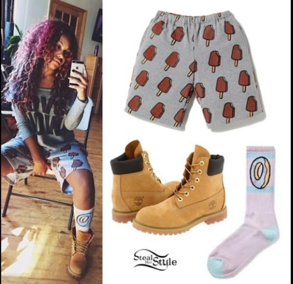 shorts bahja rodriguez omg girlz gotta have it pink by victorias secret pink beautiful gorgeous belt shirt shoes atl bound