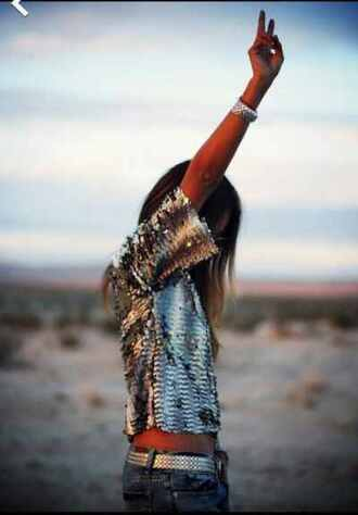 shirt shorts jewelry top sequin shirt sequins style fashion trendy dressy tumblr instagram blouse party
