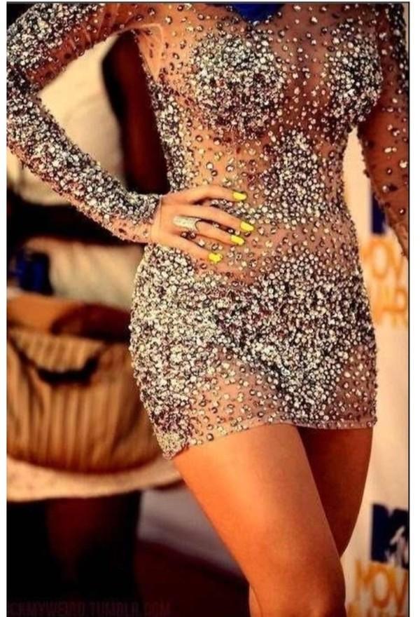 dress diamonds rhinestones sparkly dress sparkly dress