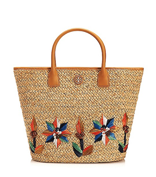 Tory Burch Rae Floral Tote  : Women's View All | Tory Burch