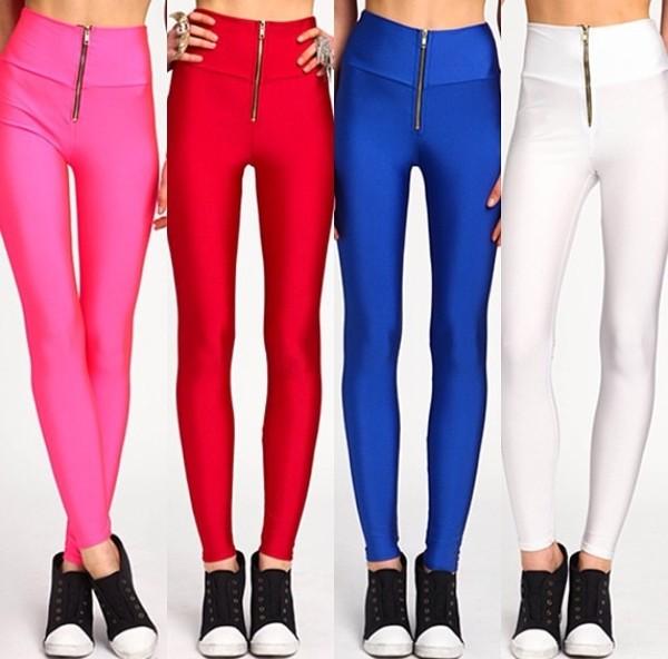 pants leggings colorful cute