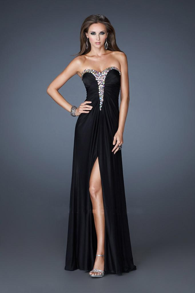 Elegant Full Length Cliffion Formal Party Bridesmaid Evening Prom Gown in Stock | eBay