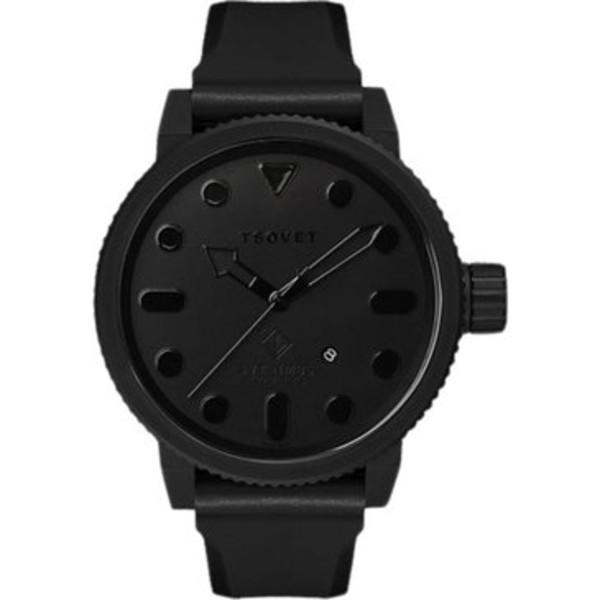 jewels black watch stylish all black everything black watch