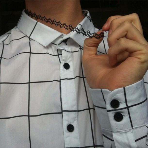 jacket blouse grid stripes button up blouse button up buttons button jacket checkered