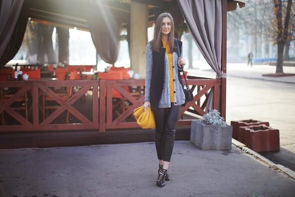 fashion agony jacket sweater pants shirt shoes bag scarf
