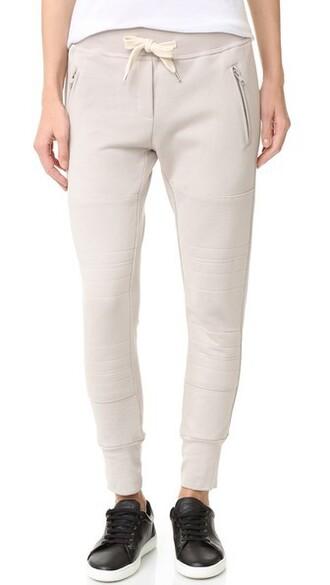 sweatpants grey pants