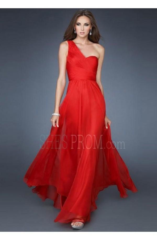 dress prom dress floor-length