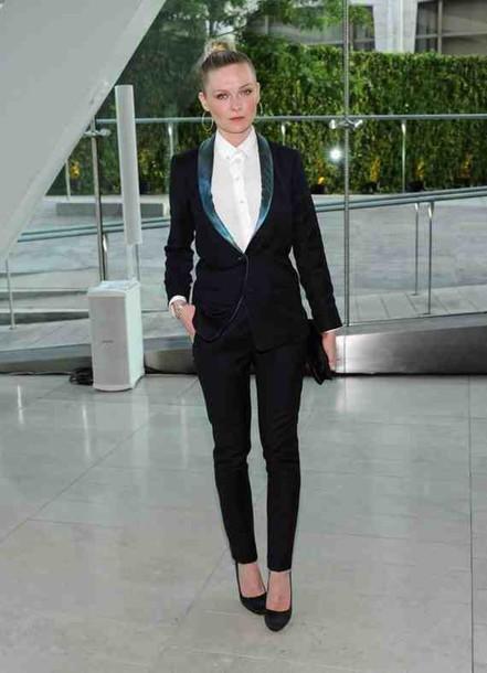 celebrity style tailoring blazer