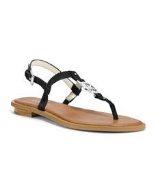 MICHAEL Michael Kors  Sondra Logo Sandal - Michael Kors