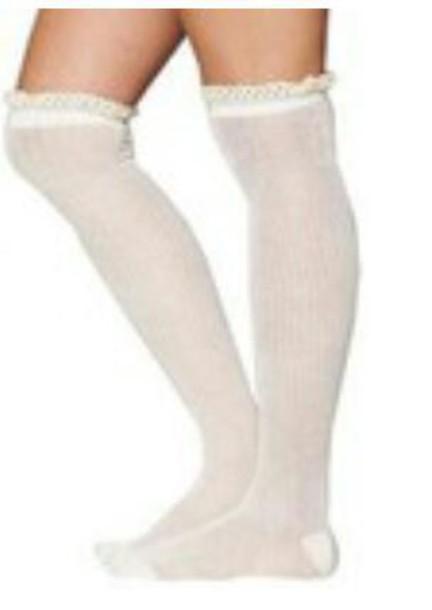socks free people knee high socks