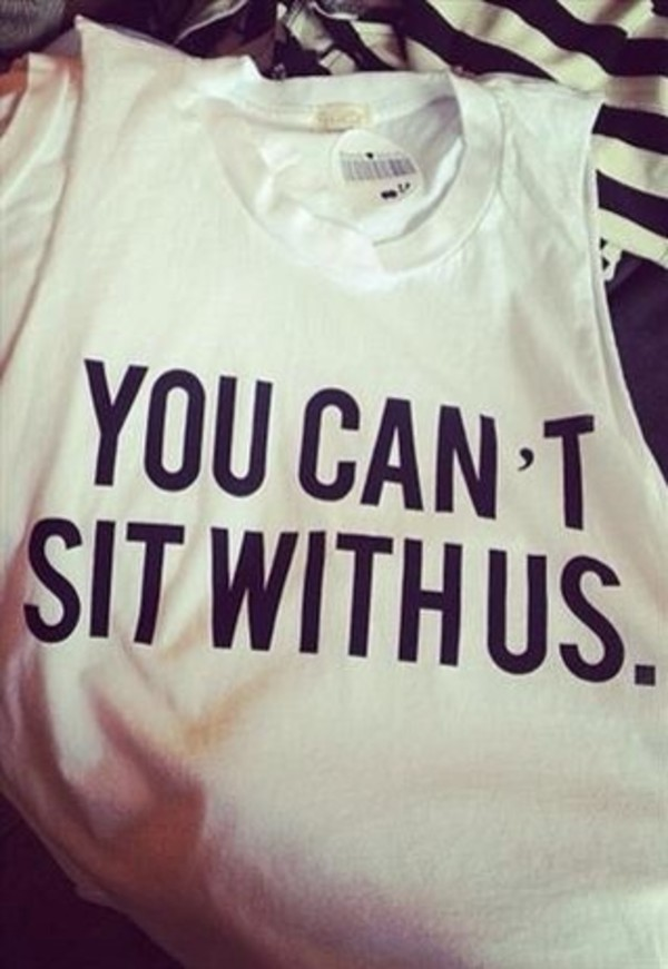 t-shirt black twerk you can't sit with us you can't twerk with us style black t-shirt