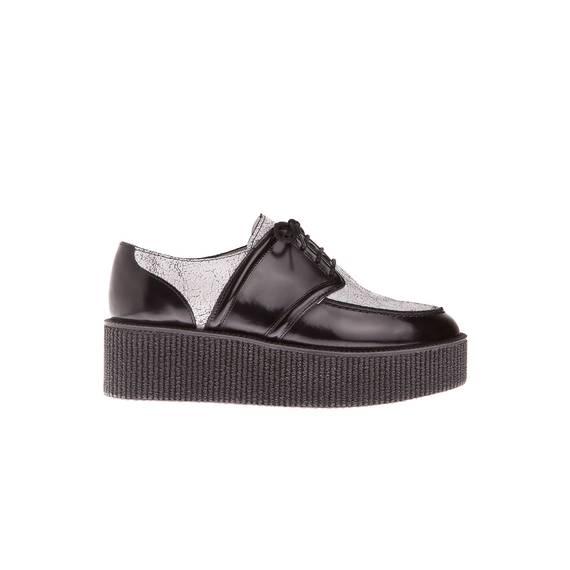 Creepers Arsenal Noir - Chaussures Sandro - E-Boutique Officielle SANDRO / Collection Printemps-Été 2013 SANDRO