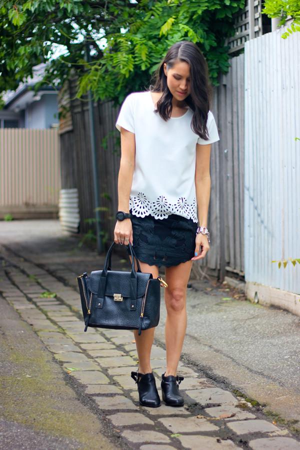 vintage soul shoes skirt t-shirt bag jewels