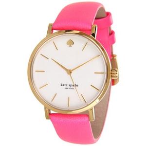 Kate Spade New York Bazooka Pink Metro Watch - Sale