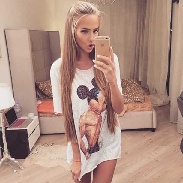 mickey mouse white t-shirt t-shirt