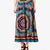 Baja Print Maxi Skirt | FOREVER21 - 2028434943
