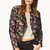 Romantic Rose Moto Jacket | FOREVER21 - 2000126893