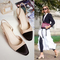 Chiko kelly two tone cap toe pumps - chiko shoes