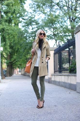 atlantic pacific coat t-shirt scarf pants shoes sunglasses bag
