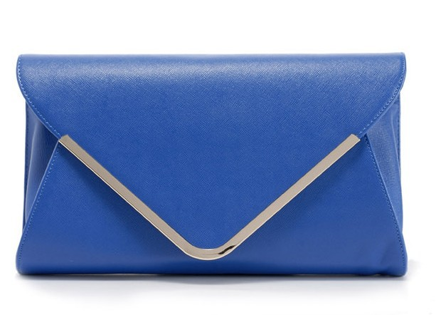 Free Shipping 2013 new Korean navy blue envelope clutch bag clutch chain single shoulder woman Clutch bag CX1276-in Clutches from Luggage & Bags on Aliexpress.com