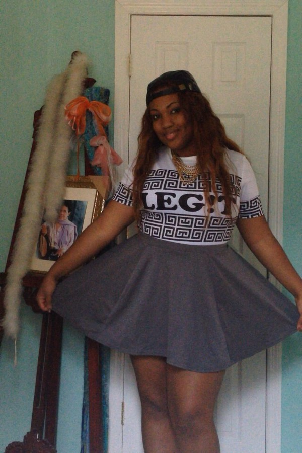 dope t-shirt shirt legit skirt snapback strapback long hair black jersey