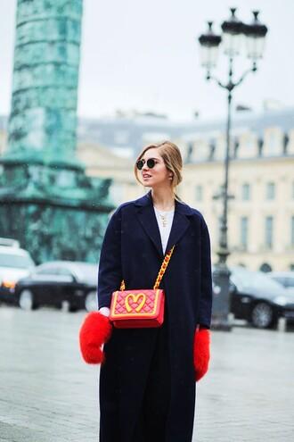 the blonde salad shoes pants shirt coat bag