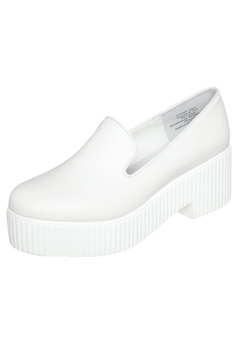 Shellys London LACHARITE - Plateaupumps - white - Zalando.de