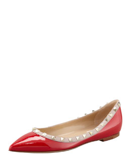 Valentino Shoes  Rockstud at Neiman Marcus