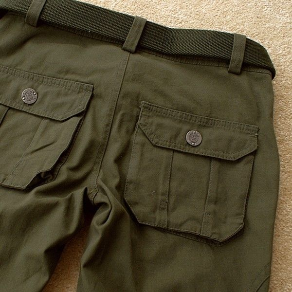 Women Lady Girls Military Army Fashion Green Cargo Pocket Pants Leisure Trousers | eBay
