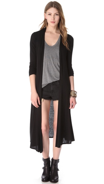 Riller & Fount Norma Extra Long Cardigan | SHOPBOP