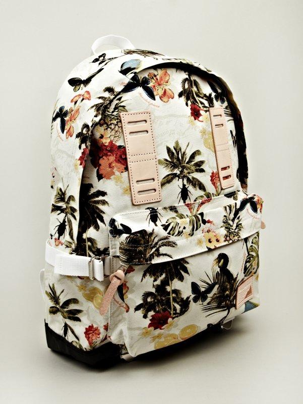 Master-piece x Nowartt Collaboration Series Backpack | oki-ni