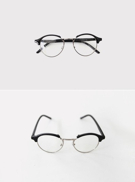 sunglasses glasses vintage readers vintage glasses black beautiful nerd hippie glasses style cute cool girly grunge soft grunge aesthetic pale fake glasses hipster