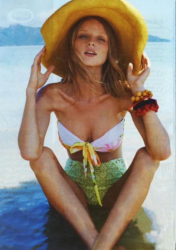 hat hat summer swimwear